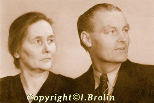 Astrid och Konrad Almgren